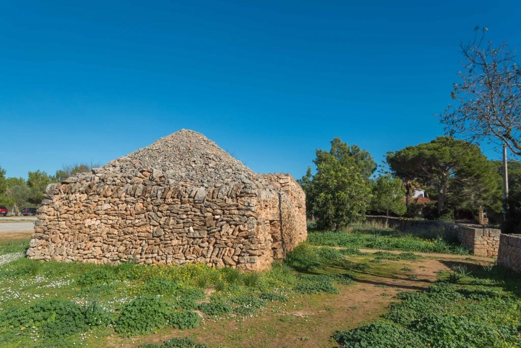 Vacalia barraca cucurull for Visitar la alberca y alrededores